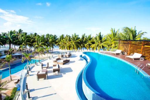 Ibiza boracay swimming pool